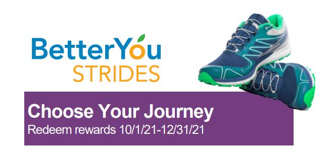 Better You Strides logo