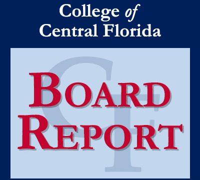 Board Report  Cf Insider